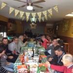 Gran Comida del Biciclub Ejido con Paco Pérez en su Bodega