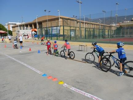Vuelve la Escuela Municipal de Ciclismo